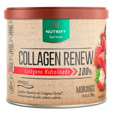 Collagen Renew Morango Nutrify - 300g