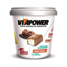 Pasta de Amendoim Press Cream Vita Power - 1kg