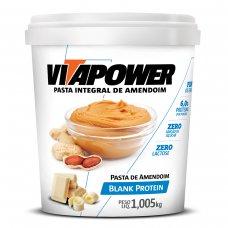 Pasta de Amendoim Chocolate Branco Vita Power - 1kg