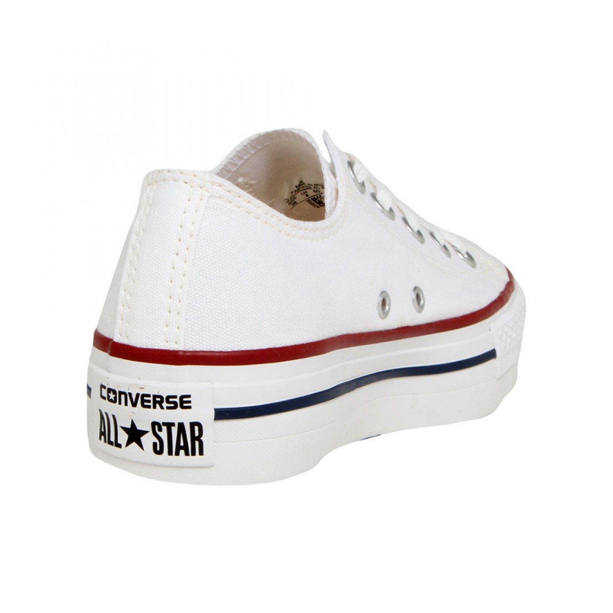 ... Tênis All Star Chuck Taylor Platform Converse Branco - Feminino ... 2e76798d55ff9