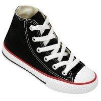 Tênis Converse Chuck Taylor All Star III Infantil - Preto e Branco