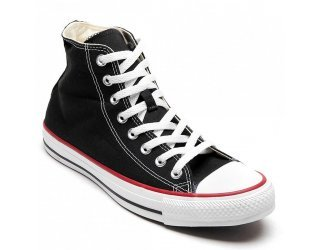 Tênis Cano Alto Converse All Star CT AS HI - Preto
