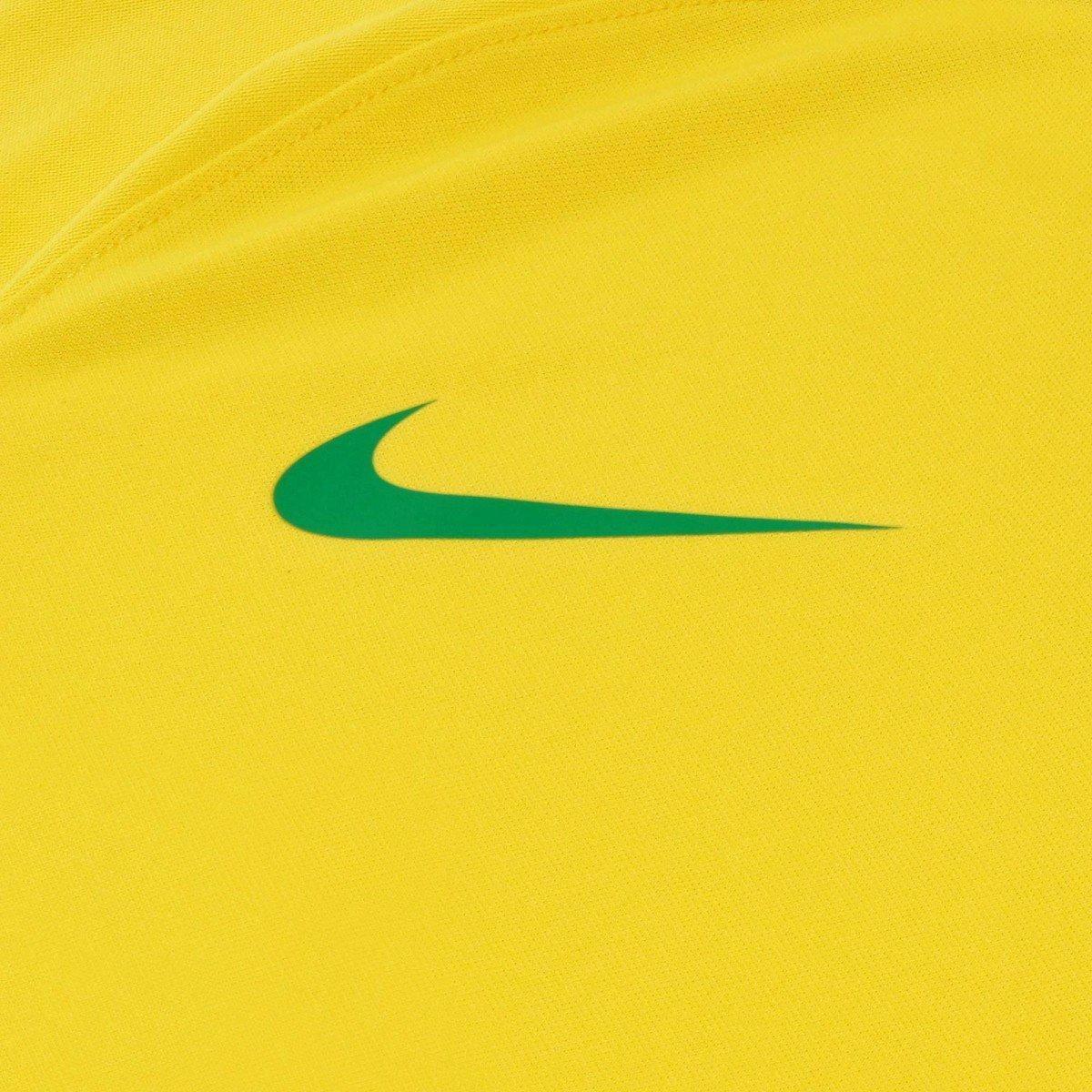 Camisa Nike Brasil I 2018 19 Torcedor Estádio Masculina - Compre ... 50921663e13d9