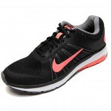 Tênis Nike Dart 12 MSL Feminino - Preto e Salmão