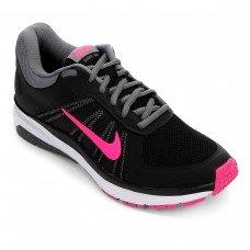 Tênis Nike Dart 12 MSL Feminino - Preto e Pink
