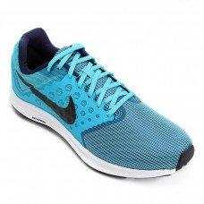 Tênis Nike Downshifter 7 Masculino - Azul