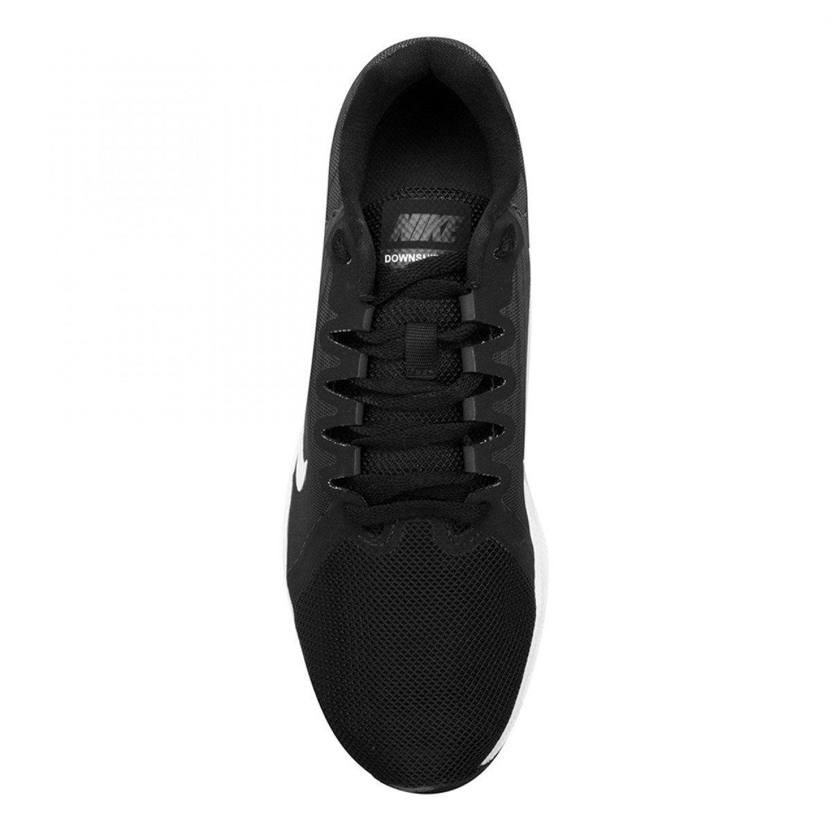 011e6b19c8 Tênis Nike Wmns Downshifter 8 Feminino Preto e Branco - Compre Agora ...