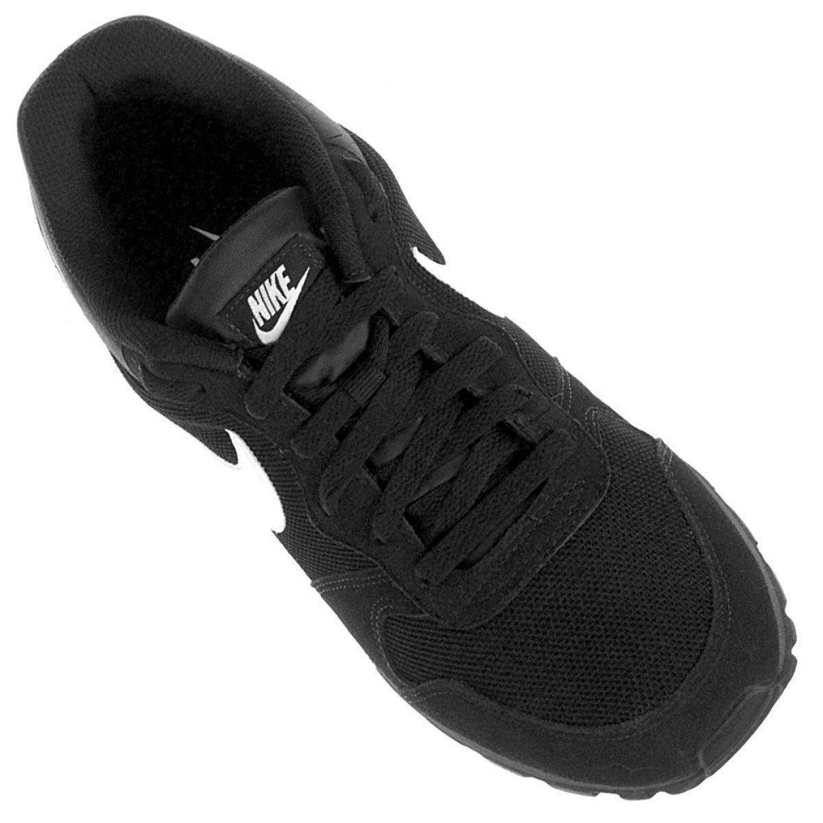 716ac685992a0 Tênis Nike Md Runner 2 Preto e Branco Masculino - Compre Agora ...