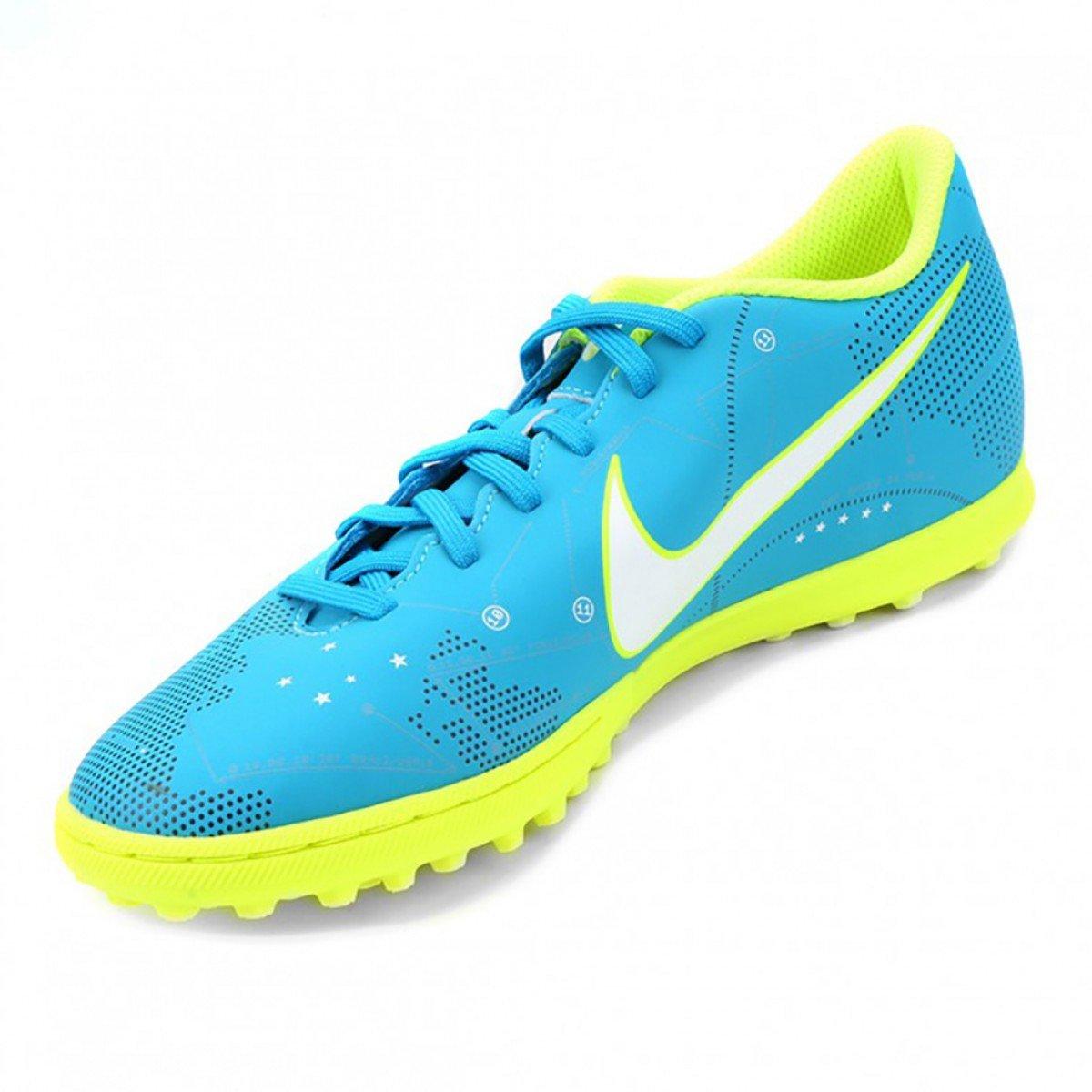 f47f96f7c7 ... Chuteira Nike MercurialX Vortex III Neymar Junior Society - Azul ...