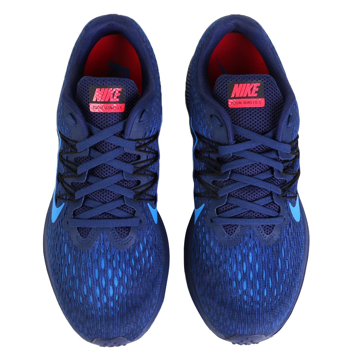 b759fd2b02f Tênis Nike Zoom Winflo 5 Masculino Azul - Compre Agora