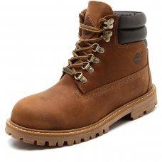 Bota Couro Timberland Brooklyn Boot - Marrom