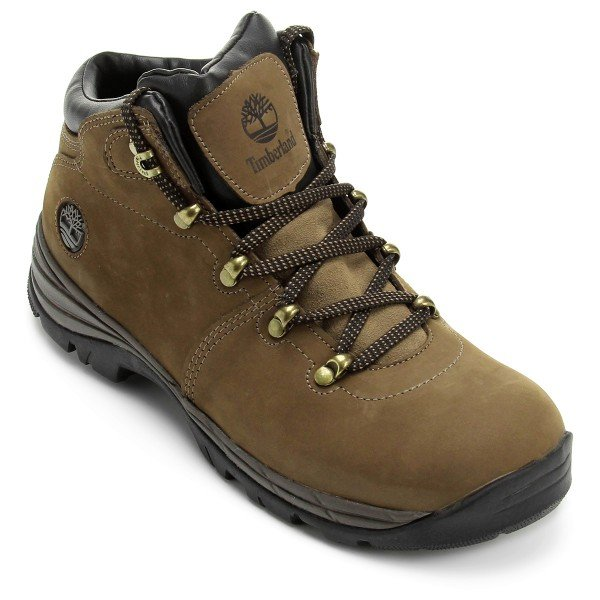 Bota Timberland Trail Valley M Masculina - Marrom