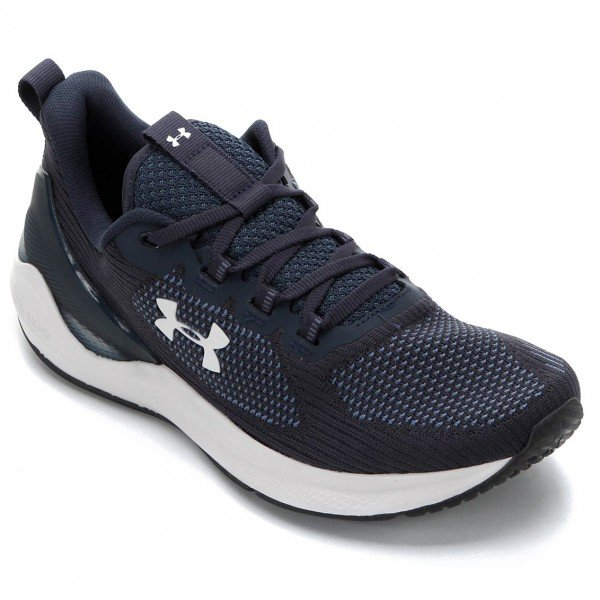 Tênis Under Armour Charged Envolve Masculino - Azul e Branco