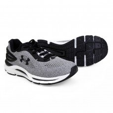 Tênis Under Armour Charged Spread Masculino - Cinza e Preto
