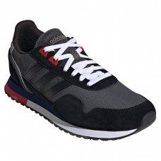 Tênis Adidas 8K 2020 Masculino - Cinza