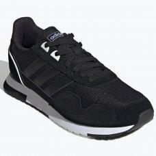 Tênis Adidas 8K 2020 Masculino - Preto e Branco