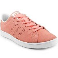 Tênis Adidas Advantage Clean QT Rosa - Feminino