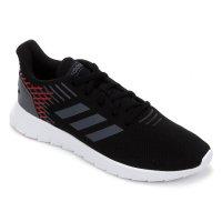 Tênis Adidas Asweerun Masculino - Preto e Cinza