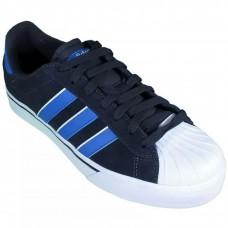 Tênis Adidas BBNEO Classic Suede Masculino - Azul