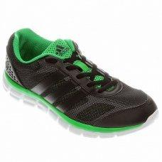 Tênis Adidas Breeze 202 Masculino - Preto e Verde