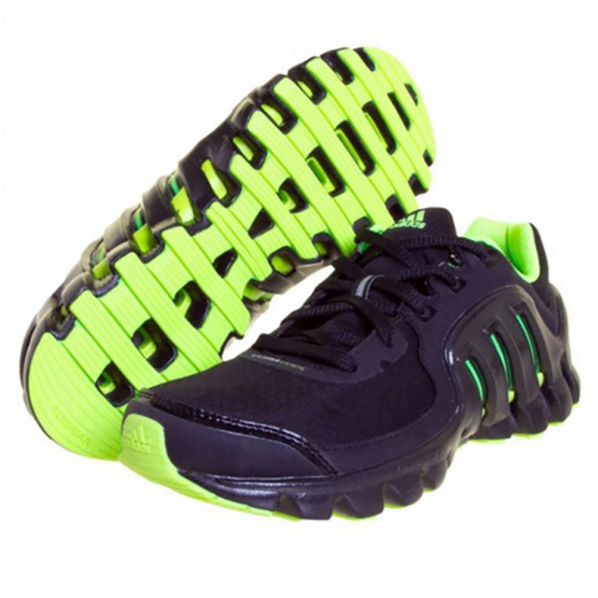 77a006def Tênis Adidas Clima Xtreme Masculino - Preto e Verde ...