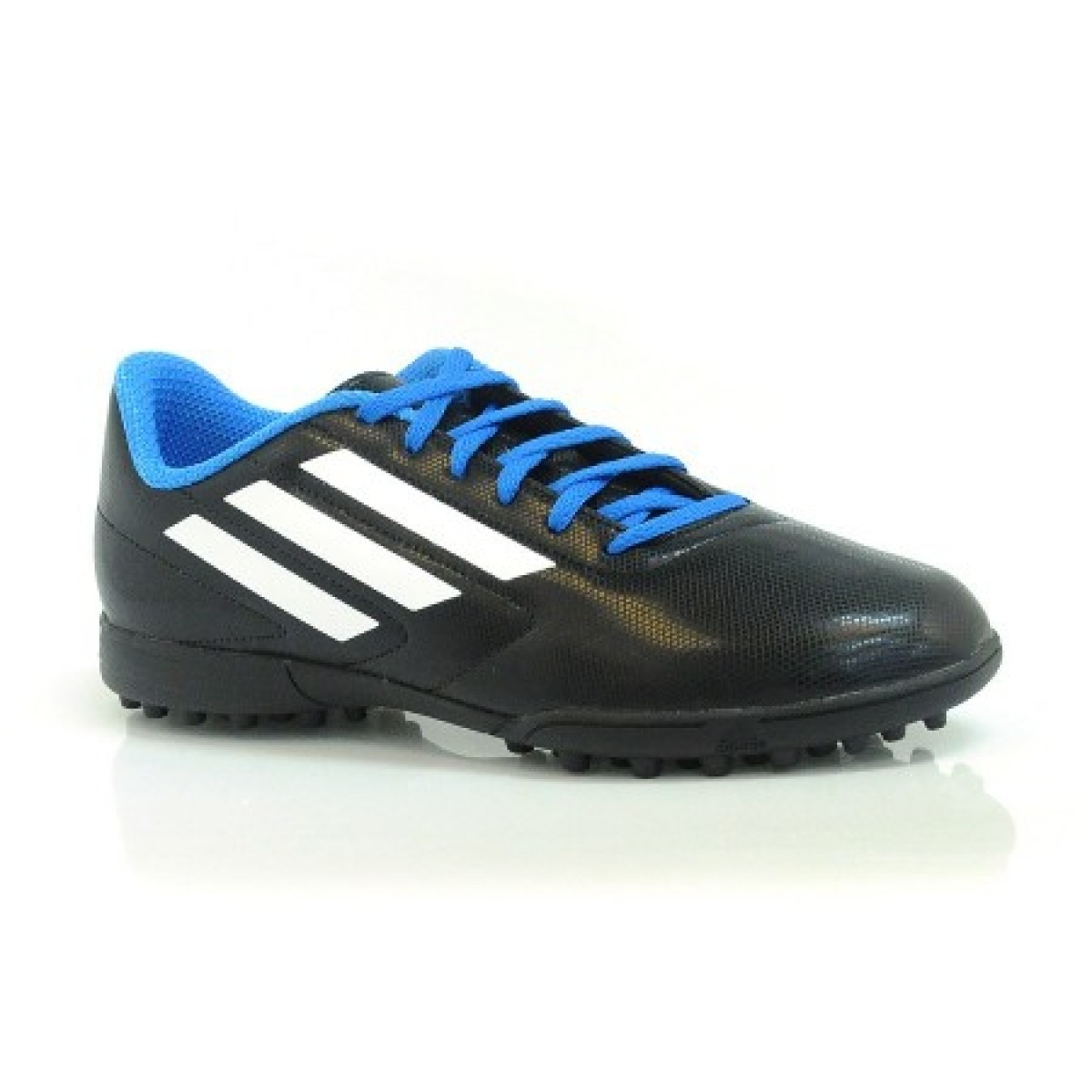 Chuteira Society Adidas Conquisto TF Exclusiva Preto - Compre Agora ... 21a38d82fe5a8