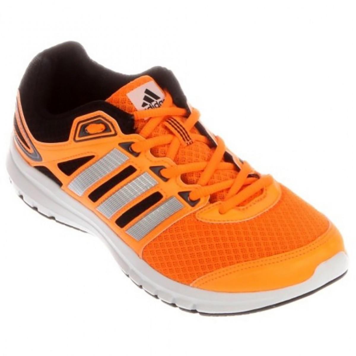 1b99da2d55 Tênis Masculino Adidas Duramo 6 Laranja - Compre Agora