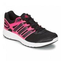Tênis Adidas Duramo 6 Feminino - Preto e Rosa