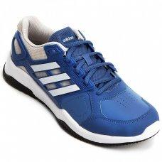 Tênis Adidas Duramo 8 Trainer Masculino - Azul