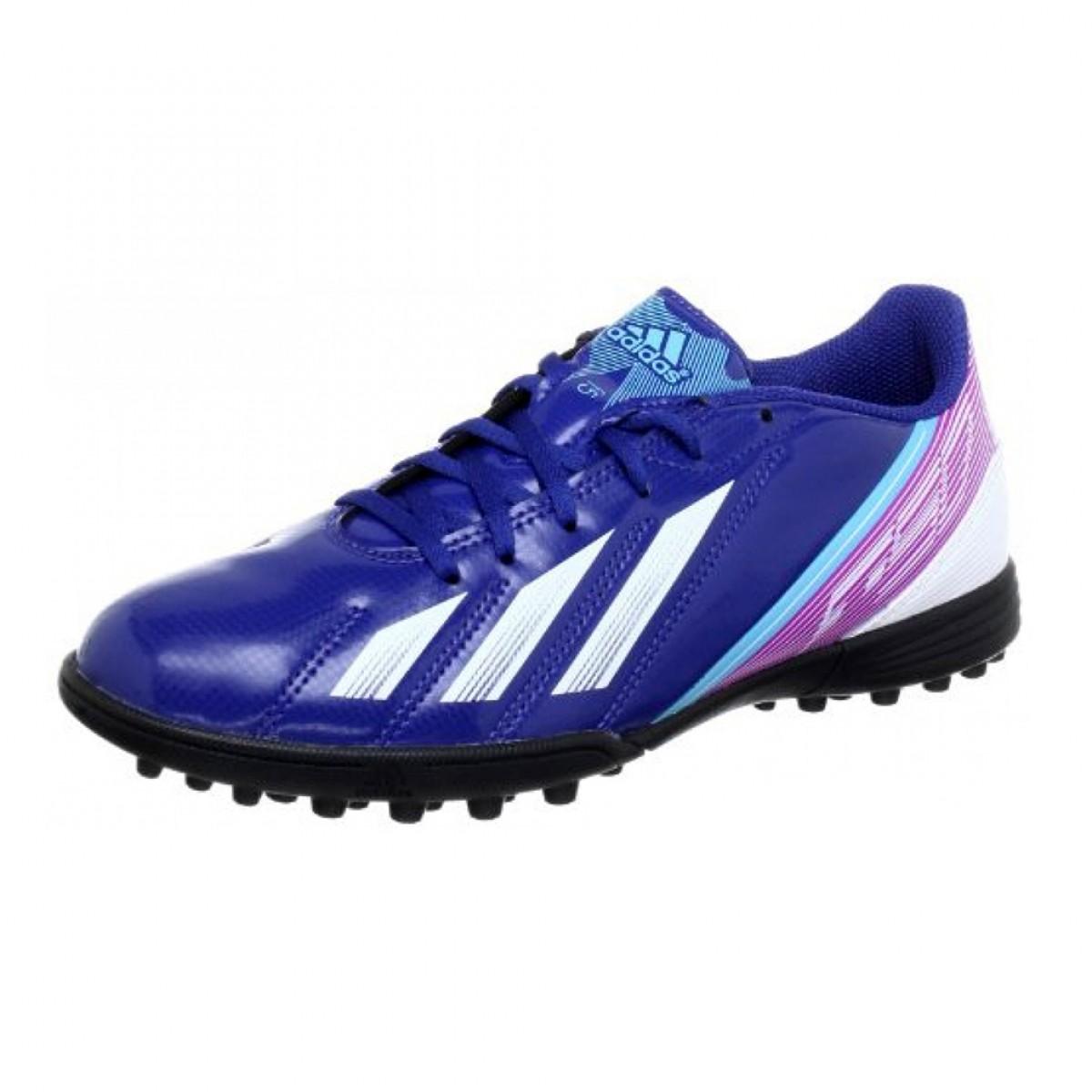 0c8f1465f3 Chuteira Society Adidas F5 TRX TF Masculina Roxa - Compre Agora ...