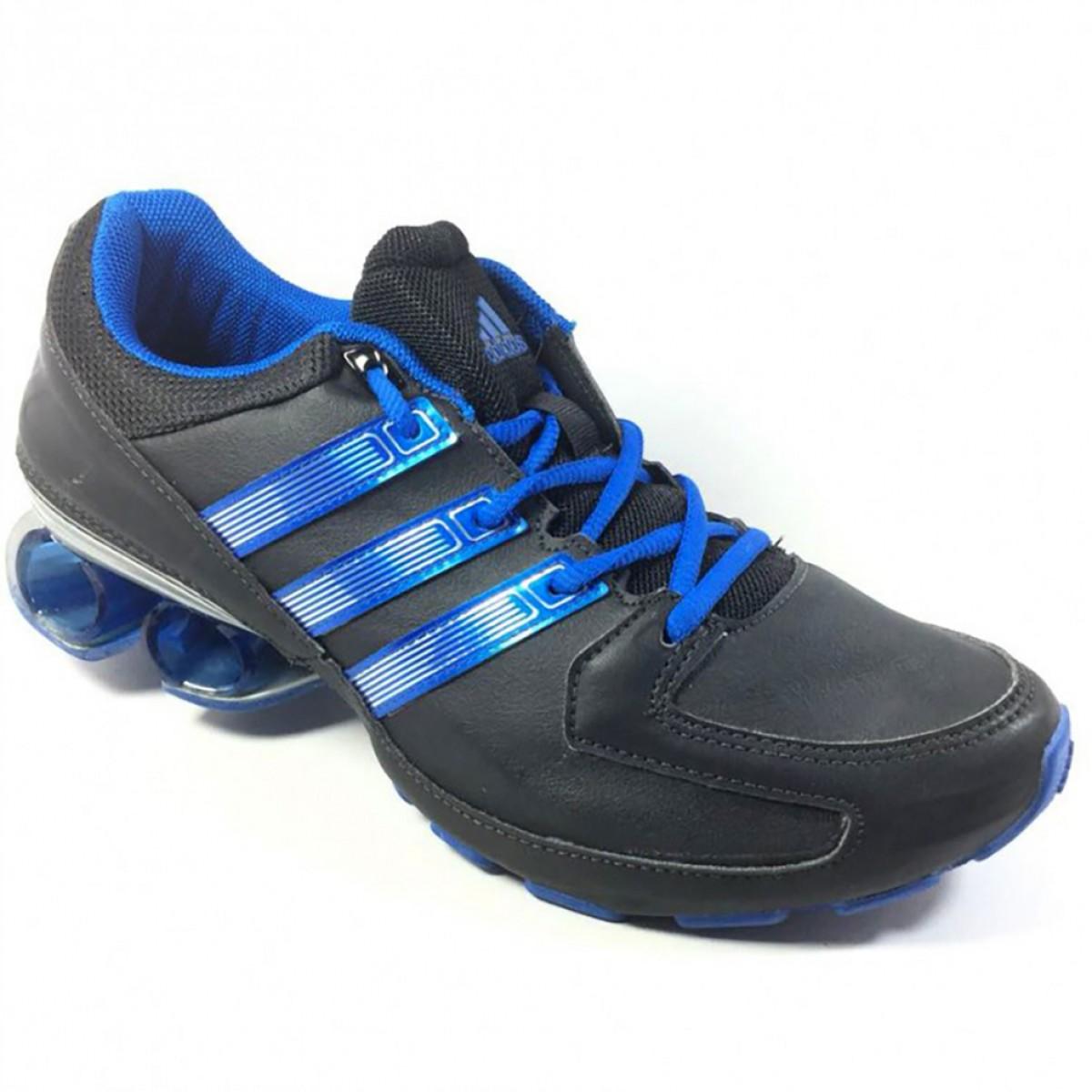 1e89bb2eae3 Tênis Masculino Adidas Komet Syn Azul - Compre Agora