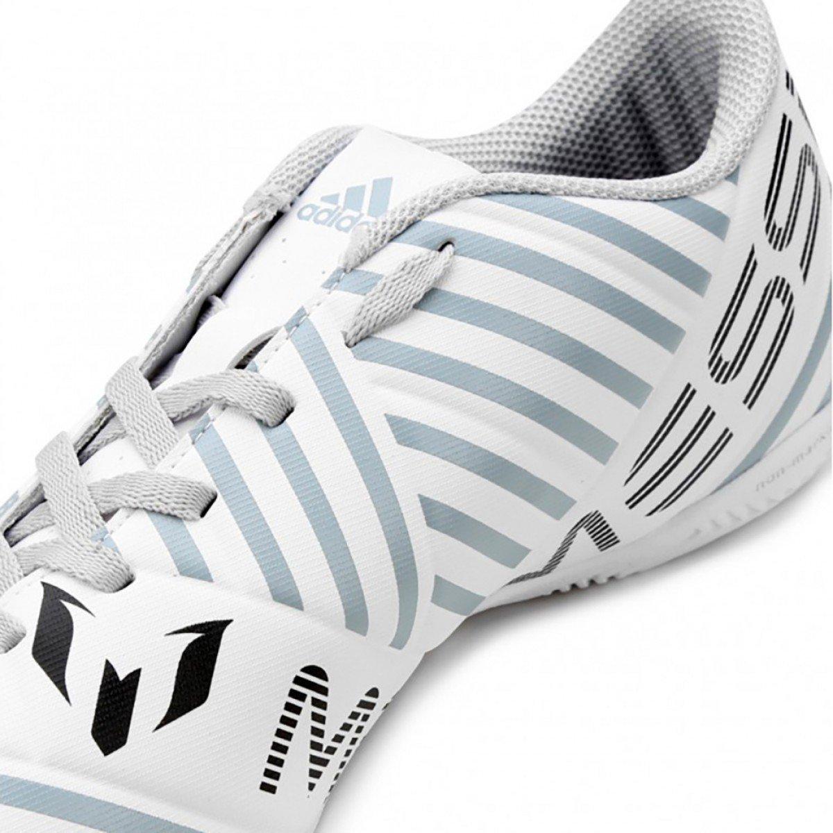 ... Chuteira Futsal Adidas Nemeziz Messi 17.4 In Masculina ... 5cf19ee1d3e66