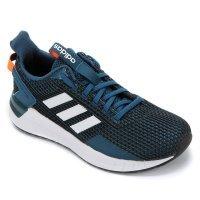 Tênis Adidas Questar Ride Masculino - Preto e Azul