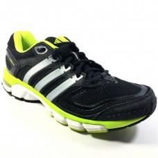 5a23cfc74 Tênis Adidas Response Cushion 22 Masculino - Preto e Verde