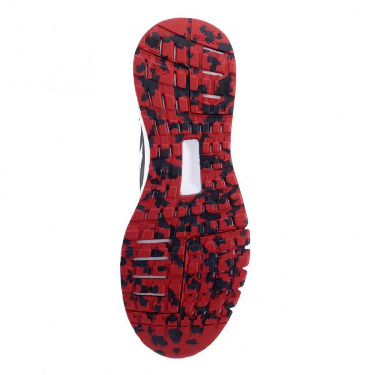 d2e194608be ... Tênis Adidas Skyfreeze 2 Masculino - Grafite e Vermelho