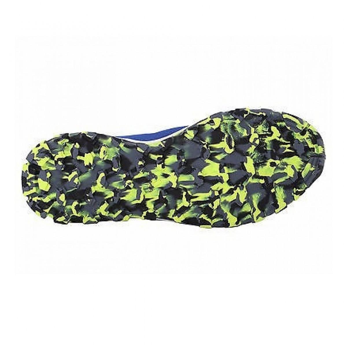3de5bb22459 Tênis Adidas Vigor 6 Tr Masculino Azul e Verde - Compre Agora ...