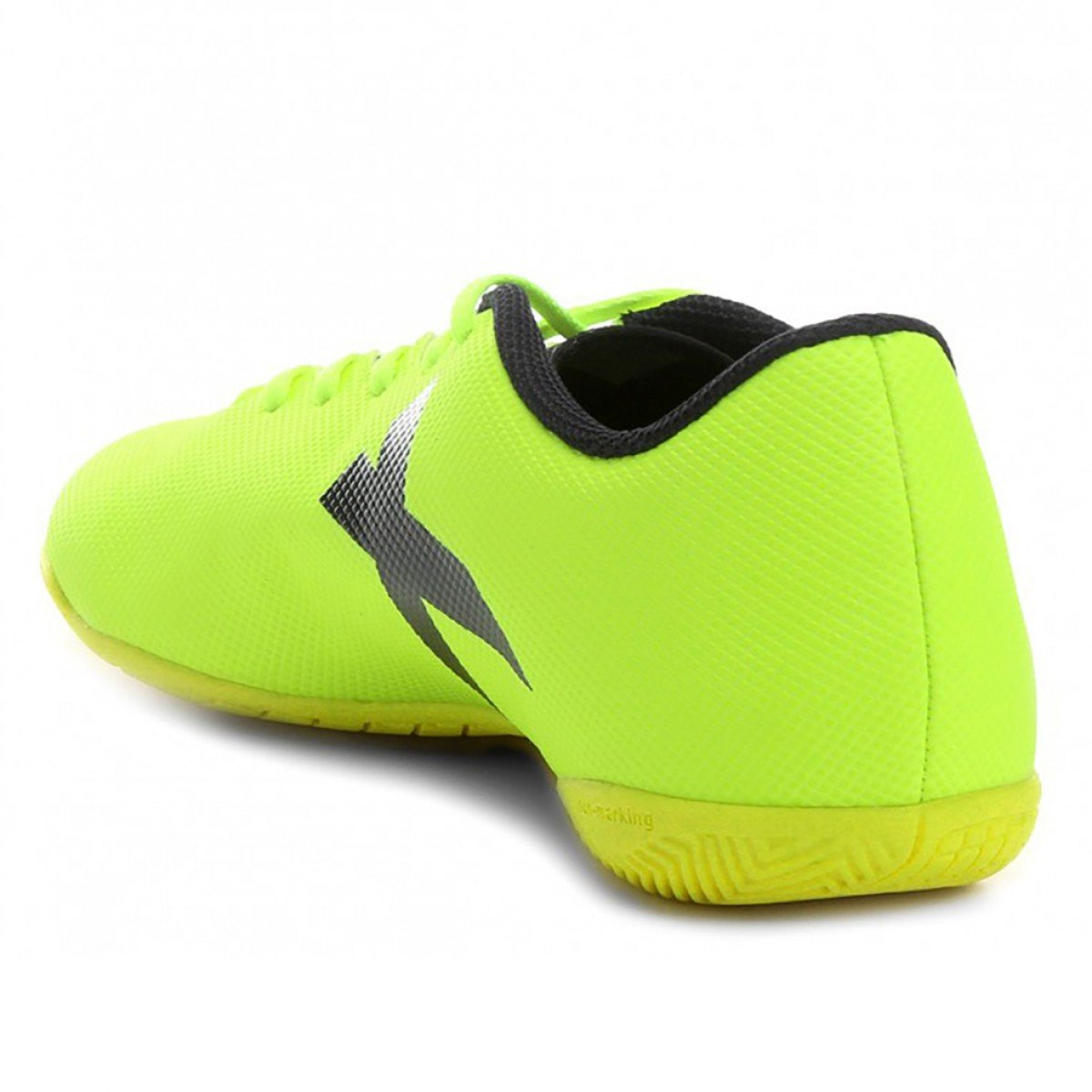 ... Chuteira Futsal Adidas X 17.4 IN Masculina - Verde Limão ... b7c7574f0d5fc