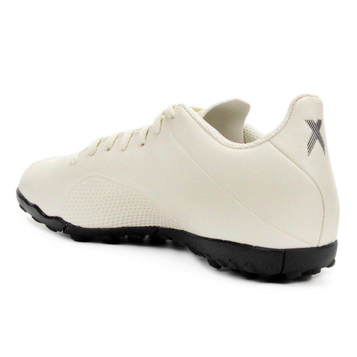 1d77a76d13 ... Chuteira Society Adidas X Tango 18 4 TF Masculina - Branca e Preta ...