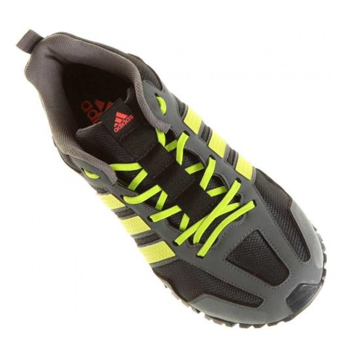 06f7cf3e3f9 ... Tênis Adidas Aresta S Masculino - Grafite e Verde ...