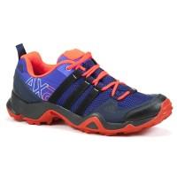 Tênis Adidas AX2 Masculino - Roxo e Laranja