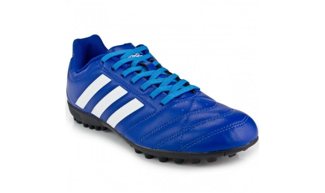6636378eed9 Chuteira Society Adidas Nemeziz 17 3 TF Azul Preto BY2463