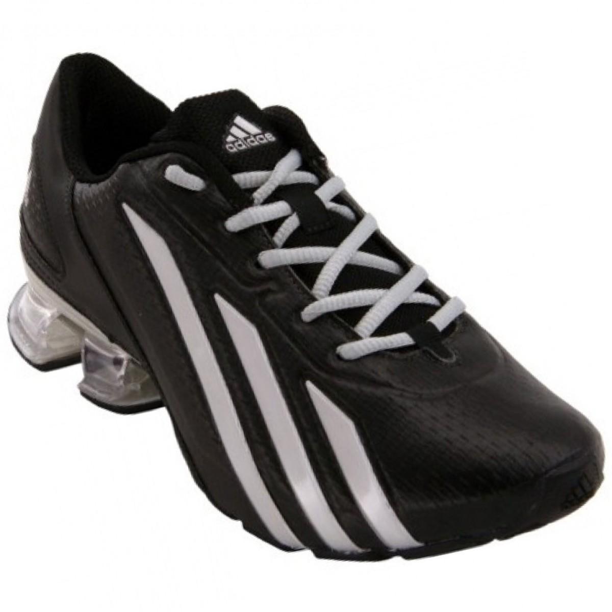 Tênis Masculino Adidas Meteor Preto Cinza - Compre Agora  77fa7de5a520d
