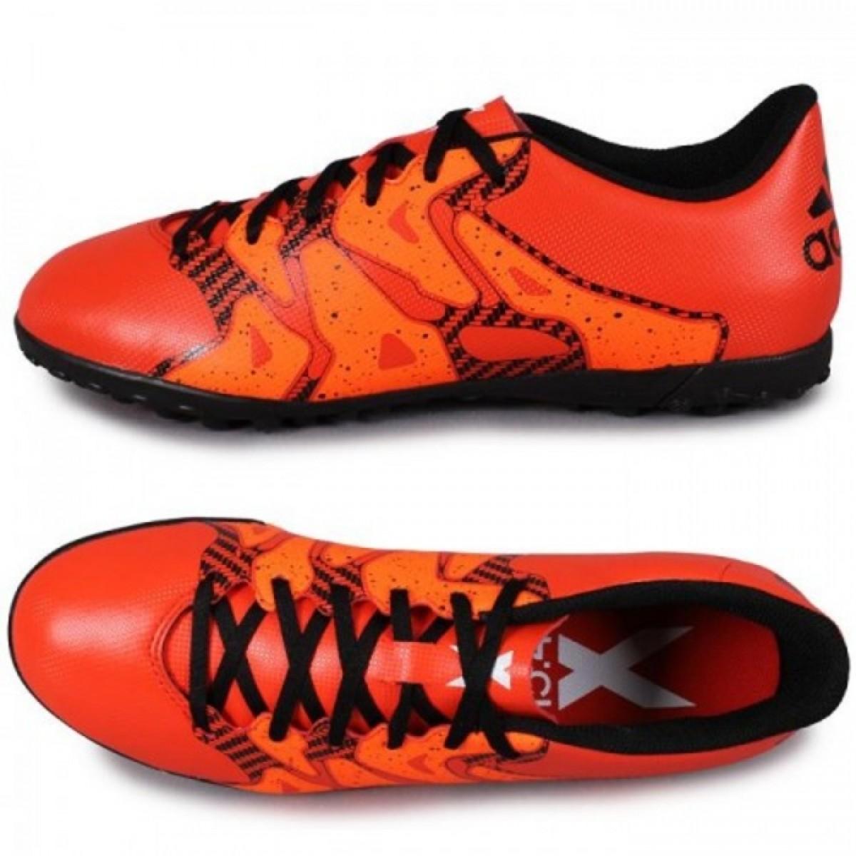 24c94c4c79 ... Chuteira Society Adidas X 15.4 TF Masculina - Laranja ...