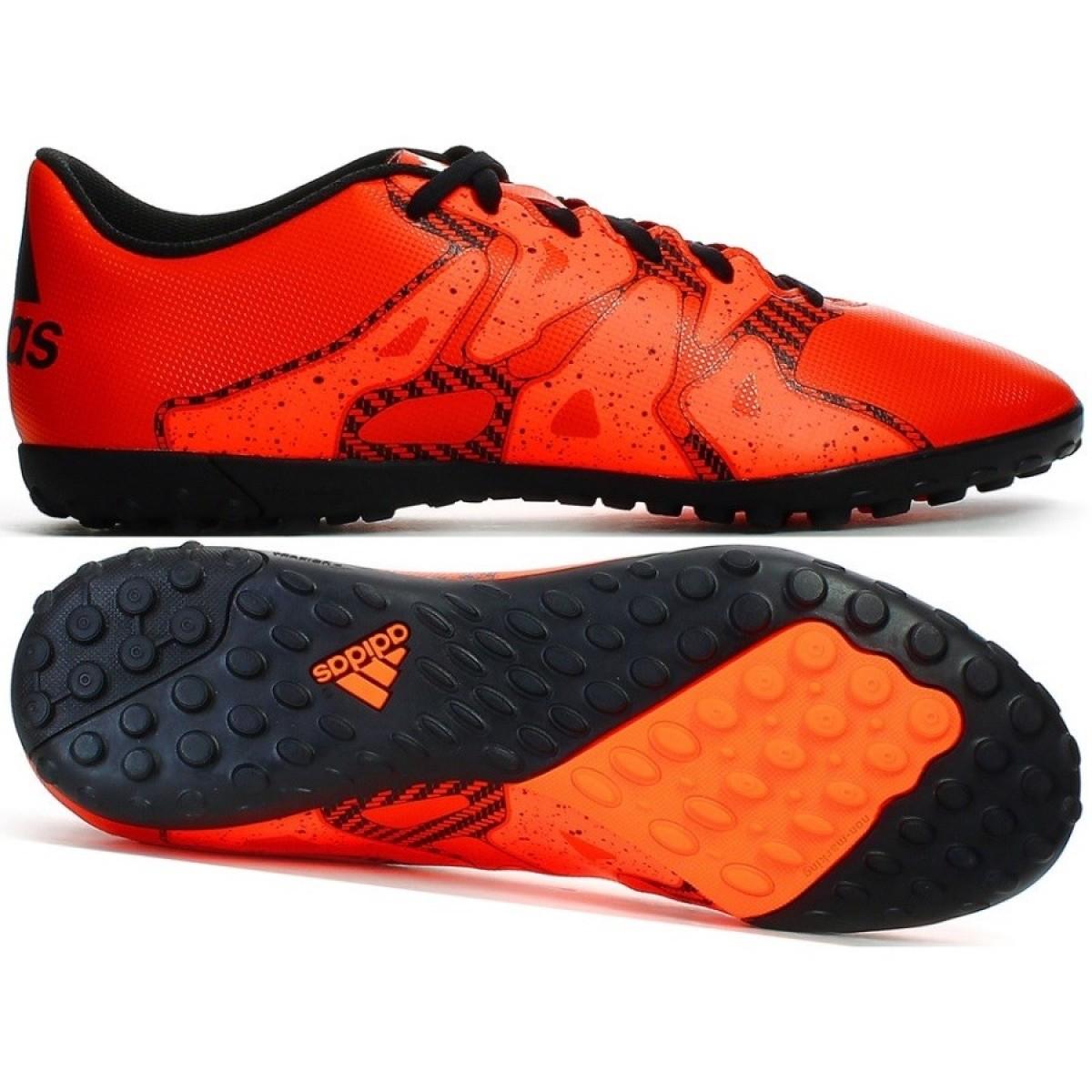 f6099c8ed1 Chuteira Society Adidas X 15 4 TF Laranja - Compre Agora