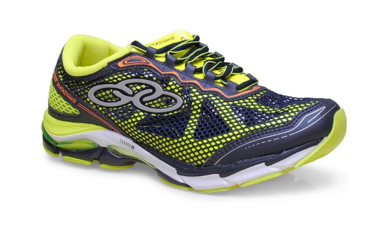 ff54f57630 Tênis Masculino Olympikus Skin Change Verde Azul - Compre Agora ...