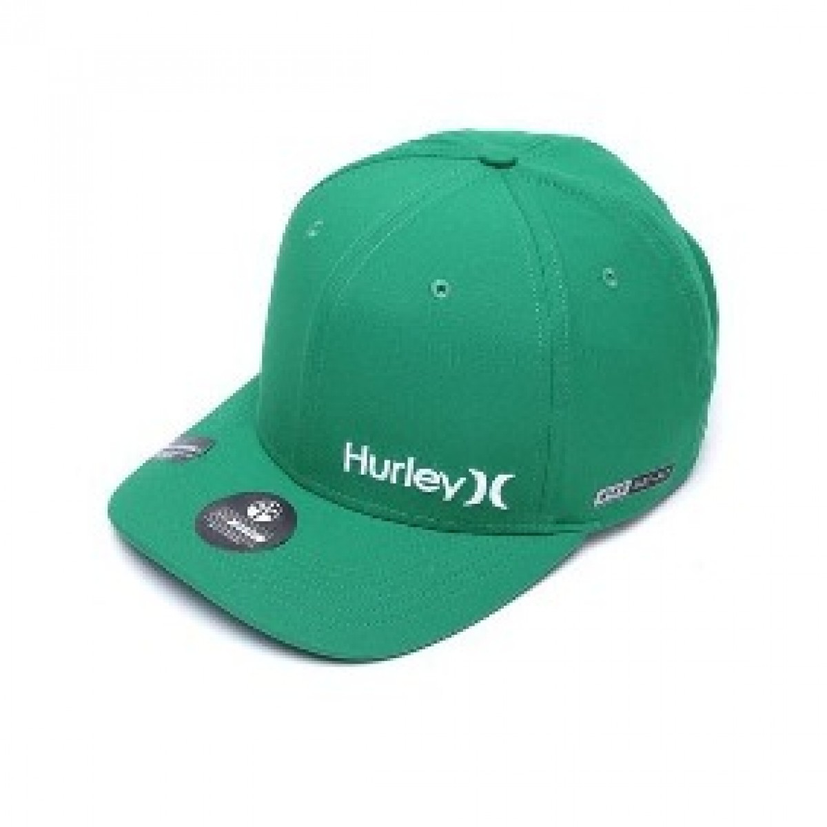 Boné Hurley Dri Fit Verde - Masculino