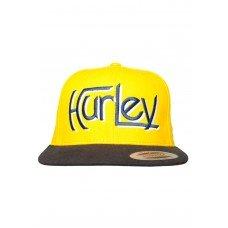 Boné Hurley SnapBack Amarelo - Masculino