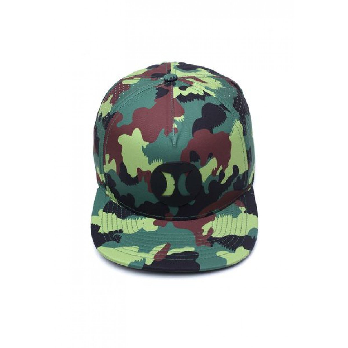 Boné Hurley Snapback Threat Verde Militar - Compre Agora  144fc3b0cd1