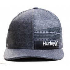 Boné Hurley Snapback Ethinic Grafite - Masculino