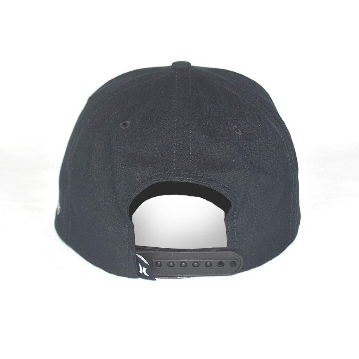 166fd5f9bd5c3 Boné Masculino Hurley Snapback Mini Cinza - Compre Agora